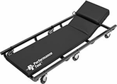 "Performance Tool 40"" Caster Creeper With Adjustable Headrest"