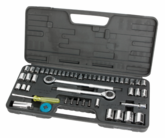 Performance Tool 52-Piece Socket Set
