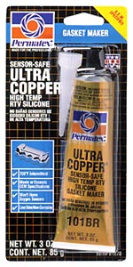 Permatex High Temp Ultra Copper Rtv Silicone Gasket Maker