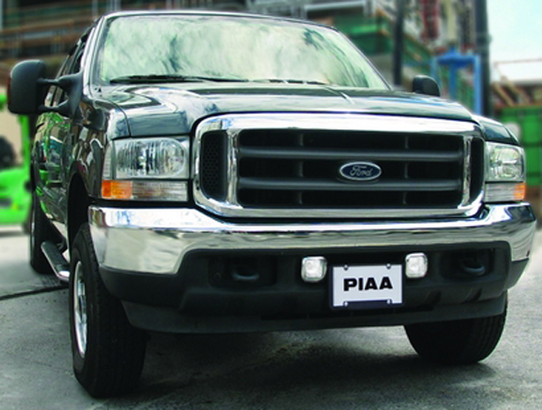 PIAA Ford Super Duty 410 Series Lamp Mounting Kit 2008-2010