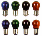 Pilot Color Coated Multi-Purpose Parking & Tail Lamp Bulbs