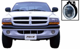 Pilot Custom Dodge Ram Driving & Fog Light Kit (1994-Up)