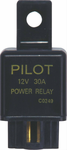 Pilot 4 Pin Replacement Relay Switch
