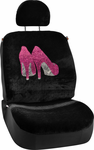 Pink High Heels Universal Low Back Seat Cover