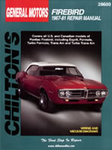 Pontiac Firebird (1967-81) Chilton Manual