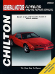 Pontiac Firebird Chilton Repair Manual (1982-1992)