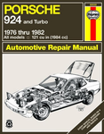 Porsche 924 (Including Turbo) Haynes Repair Manual (1976 - 1982)