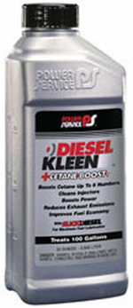 Anco Wiper Blades >> Power Service Diesel Kleen +Cetane Boost Fuel Additive (32 oz.) - MIL3025-12