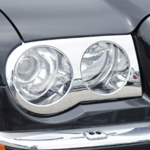 Putco Chrome Head Lamp Overlays & Rings