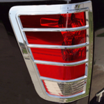Putco Chrome Tail Light Covers