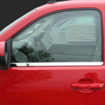Putco Stainless Steel Window Trim