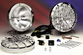 "Rally 800 8"" Stainless Steel Driving Light Kit"