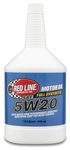 Red Line 5W20 Synthetic Motor Oil (1 Qt.)