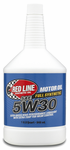 Red Line 5W30 Synthetic Motor Oil (1 Qt.)