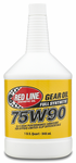 Red Line 75W90 Synthetic Gear Oil (1 Qt.)