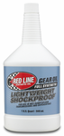 Red Line LightWeight ShockProof® Gear Oil (1 Qt.)