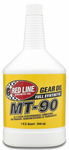 Red Line MT-90 75W90 Synthetic Manual Transmission Oil (1 Qt.)