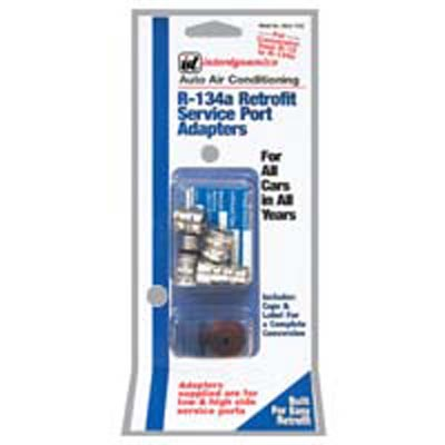 Retrofit Service Port Adapters For All Cars & Years