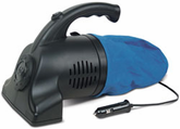 Roadpro 12 Volt Handheld Rotating Beater Bar Vacuum