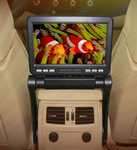 "RoadTrip Elite 8"" Center Console Media Player Kit"