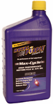 Royal Purple 10W30 Max-Cycle Motorcycle & ATV Motor Oil (1 Qt.)