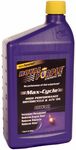 Royal Purple 10W40 Max-Cycle Motorcycle & ATV Motor Oil (1 Qt.)