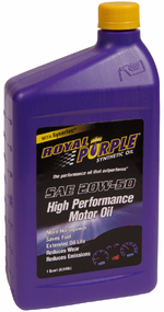 Anco Wiper Blades >> Royal Purple 20W50 Motor Oil (1 Qt.) - KEY01250