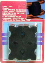 Auto Repair Manuals Free >> Rubber Front Coil Spring Boosters - SUP18-1601