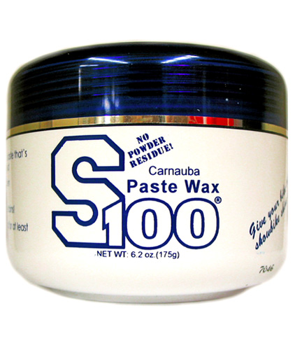 S100 Carnauba Paste Wax