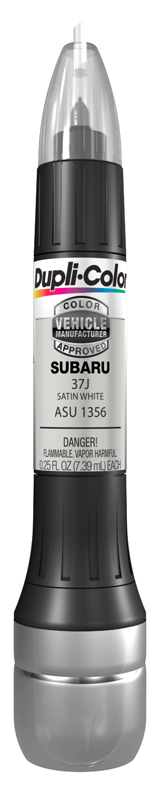 Scion & Subaru Satin White All-In-1 Scratch Fix Pen - 37J 2006-2016