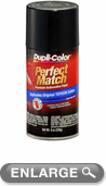 Scion & Toyota Black Mica Auto Spray Paint - 209 (2000-2014)