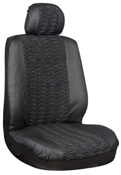 Scrunchy Low Bucket Seat Covers