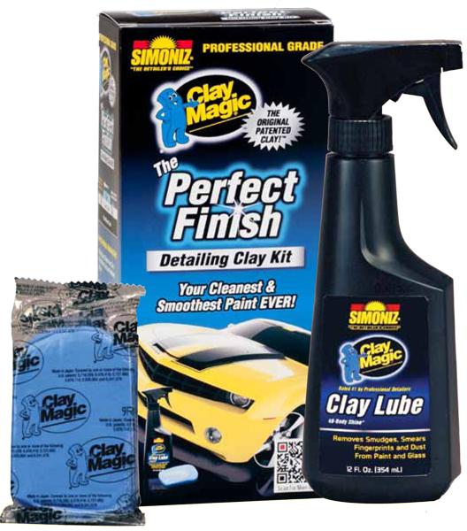Simoniz Perfect Finsih Detailing Clay Bar Kit