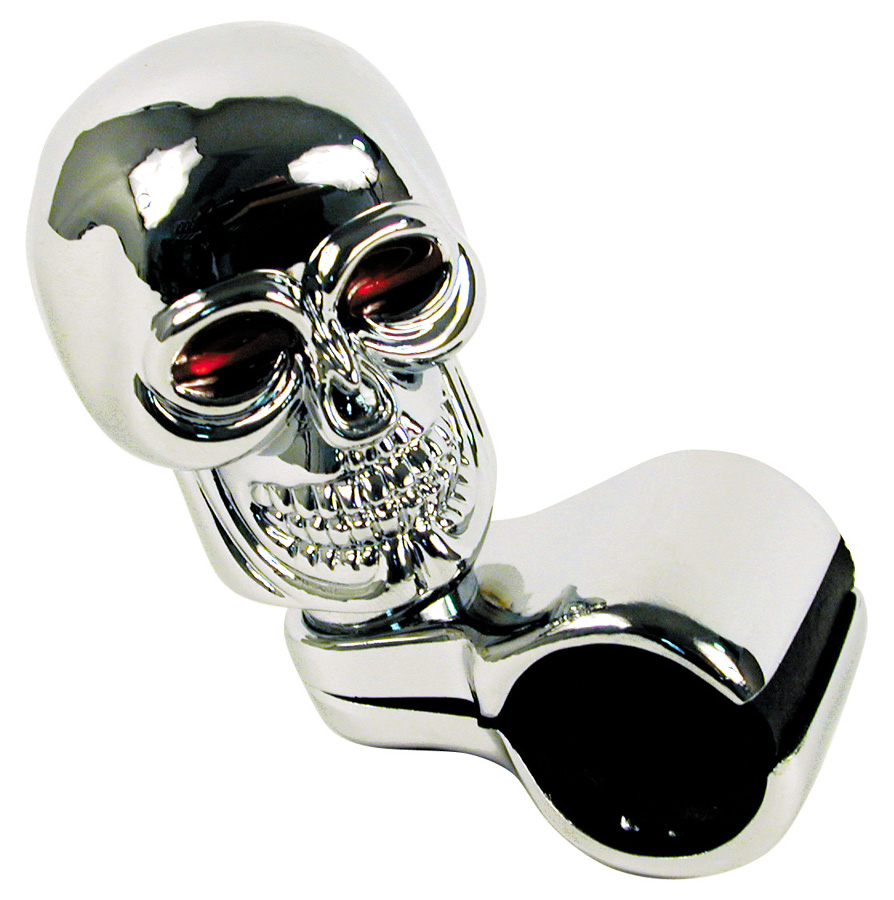 Skull Steering Wheel Spinner