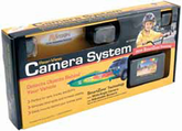 SmartZone™ Rear-View Camera and Sensor System