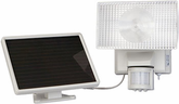 Solar-Powered Motion Activated 50 LED Security Light