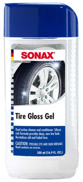 Sonax Revitalizing Tire Gloss Gel 16.9 oz
