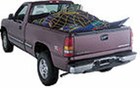 Spidy Gear Truck Bed Web Small Cargo Stretch Cords