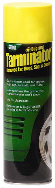 Stoner Tarminator Tar Grease and Sap Remover 10 oz.