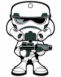 Stormtrooper Air Freshener