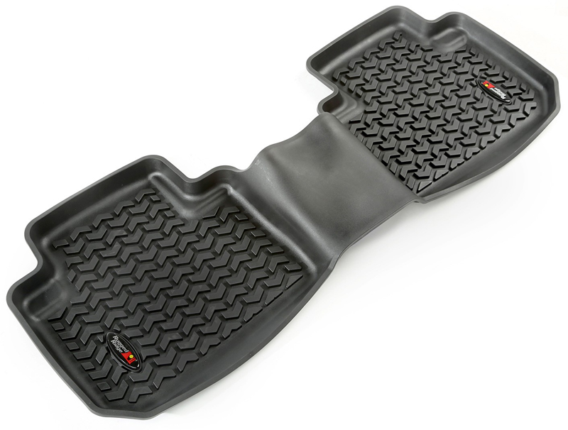 Subaru Forester Rear All Terrain Floor Liners 2017 2017