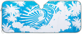 Sunblock™ Surf's Up Premium 3 Layer Accordian Sunshade