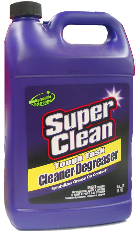 Super Clean Degreaser 1 Gal