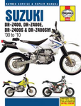 Suzuki DR-Z400 Series Haynes Repair Manual (2000-2010)