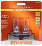 Sylvania 9005 SilverStar Ultra Twin Pack