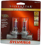 Sylvania 9006 SilverStar Ultra Twin Pack