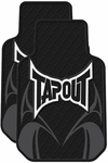 Tapout Rubber Floor Mats (Pair)