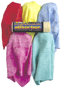 "The Absorber Synthetic Drying Chamois 27"" x 17"""