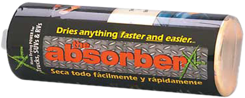 "The Absorber XL Synthetic Drying Chamois - 28"" x 19"""