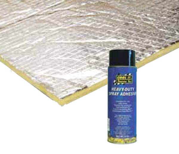 Thermo-Tec Cool-It Insulating Mats